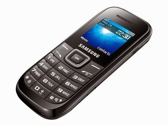 Мобильный телефон Samsung E1200 гармония формы и функциональности в строгом современном дизайне