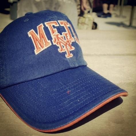 NY Mets Baseball Cap