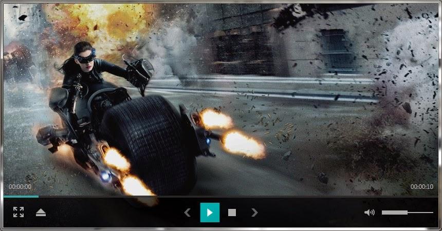 تعرف على برنامج FrappsyPlayer لتشغيل صيغ الفيديو والافلام