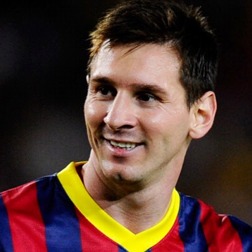 Cool Fresh Lionel Messi Photo