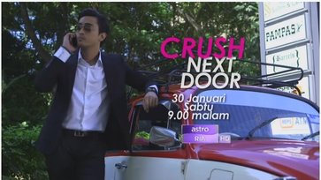 Tonton Crush Next Door Telemovie