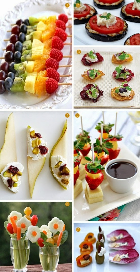 Interesting And Creative Food Decoration and Food Serving Ideas