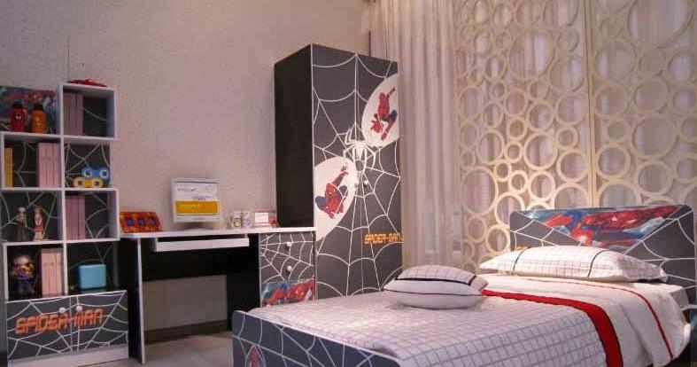 5 gambar desain kamar tidur remaja yang elegan desain