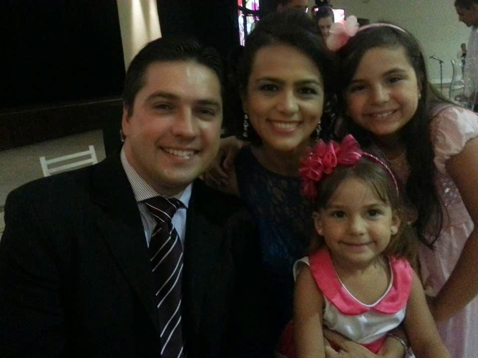 Minha família! Meu bem mais precioso!