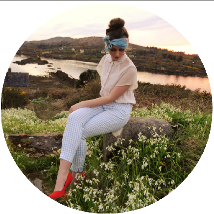 IRISH FASHION, BEAUTY & LIFESTYLE BLOGGER