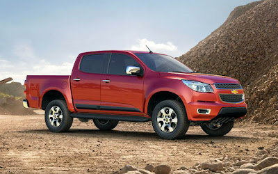 Home » Chevrolet » 2013 Chevrolet Colorado US Release Date