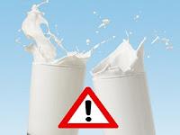 Bahaya mengintai di balik sehatnya segelas susu