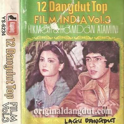 Hikmah Dan Hamdan Att - 12 Dangdut Top Film India Vol 3
