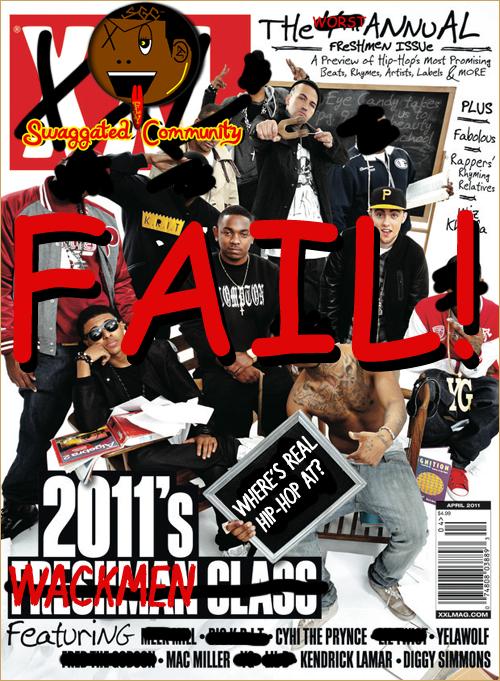 To The 2011 XXL Freshmen