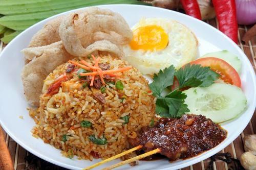 Aneka Resep Nasi Goreng Nusantara
