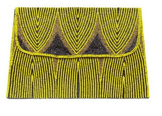 Virgos Lounge Bee Clutch - iloveankara.blogspot.co.uk