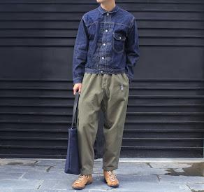 Gramicci-Resort Pants/Olive