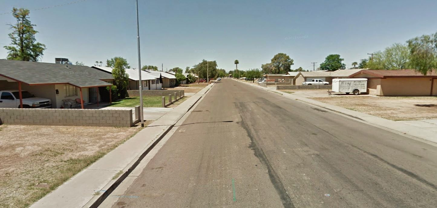 Urban Kchoze: Setbacks, Sidewalks And On-street Parking