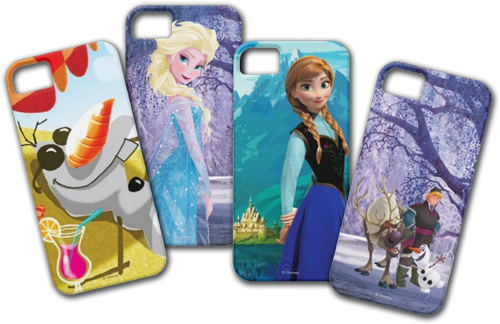 Frozen iPhone 5 Cases by Disney