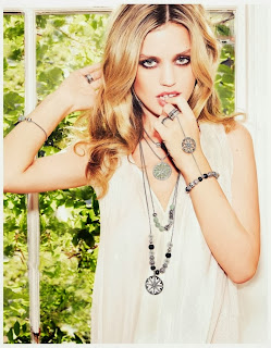 Event Photoshoot : Georgia May Jagger Photoshot For Thomas Sabo Spring/Summer 2014 Issue