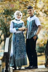 Baju Muslim Couple Modern