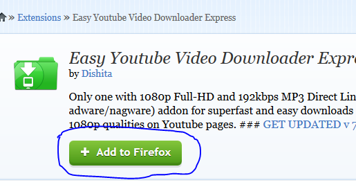How To Download Youtube Video From Firefox (Tutorial) |Tech-Vital ...