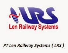Lowongan Kerja PT Len Railway Systems April 2015