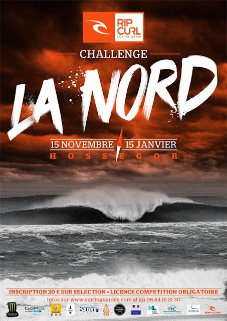 rip curl challenge la nord hossegor