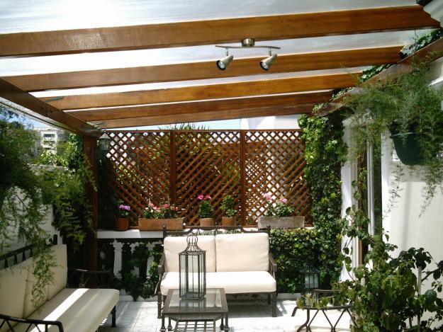 Decoratelacasa blog de decoraci n las p rgolas de jard n for Jardin las pergolas