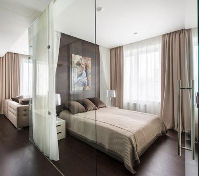 Contoh dan Desain Apartemen Minimalis