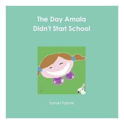 The day amala didn&#39;t start school (picture book)
