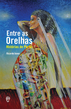 """Entre as orelhas - Histrias de parto"" - Ricardo Herbert Jones"