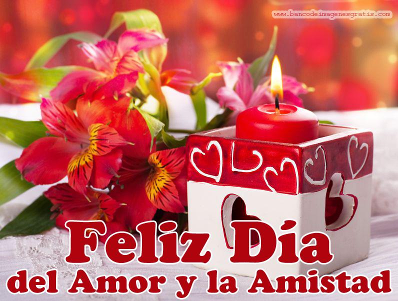 Postales 14 de febrero dia del amor y la amistad imagui - Postales dia de san valentin ...
