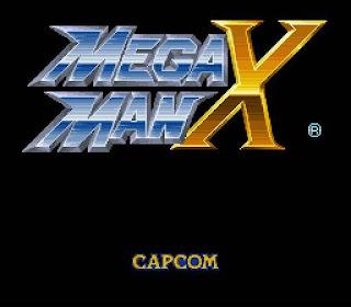 Gaming rocks on virtual console review mega man x - Megaman x virtual console ...