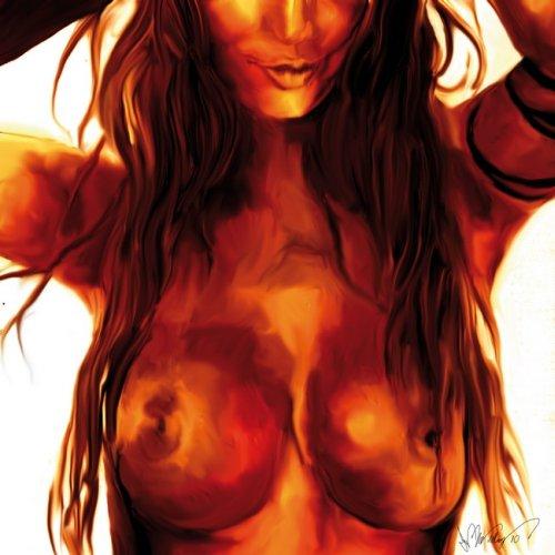 jaden o'doyle pinturas sexo fetiche sadomasoquismo bondage