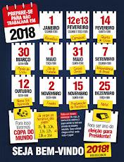 2018 VAMOS ACAMPAR!