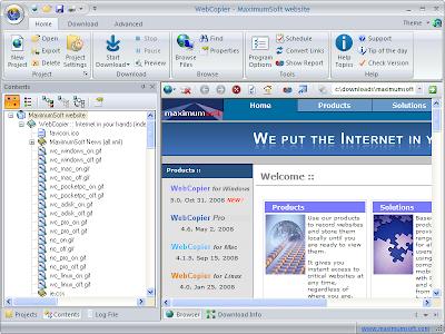 Como visualizar websites quando não há internet