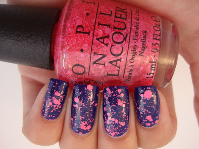 OPI - On Pinks & Needles
