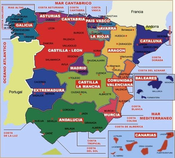 Сколько можно находится в испании если есть недвижимость