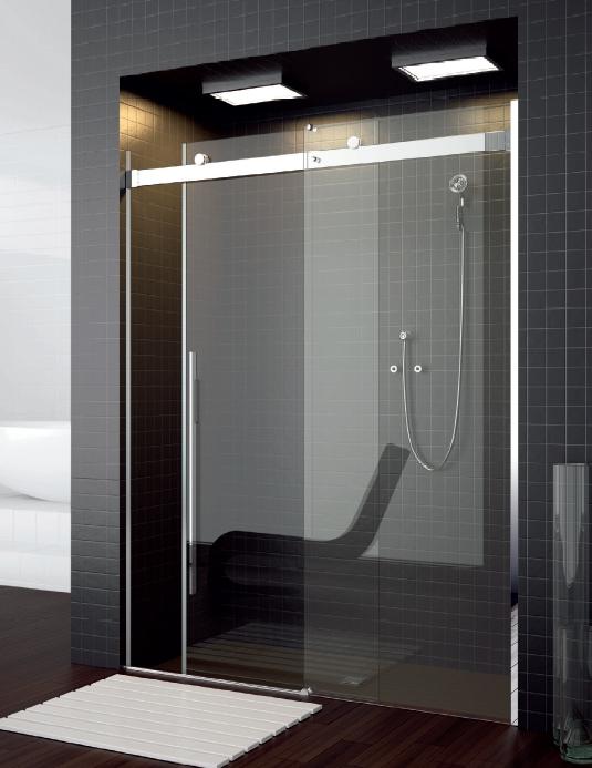 Mamparas de ducha para personas dependientes m p for Bisagra para mampara de ducha
