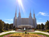 Washington DC Temple-the closest to Baltimore, MD