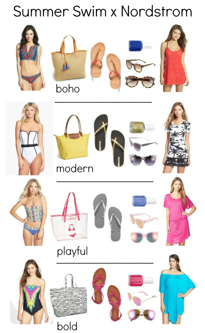 Swimwear Style at Nordstrom