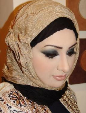 maquillage simple pour les crmonies - Mouslima Mariage