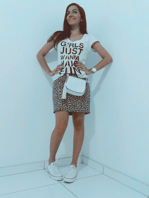 Look do dia_saia de onça_All Star