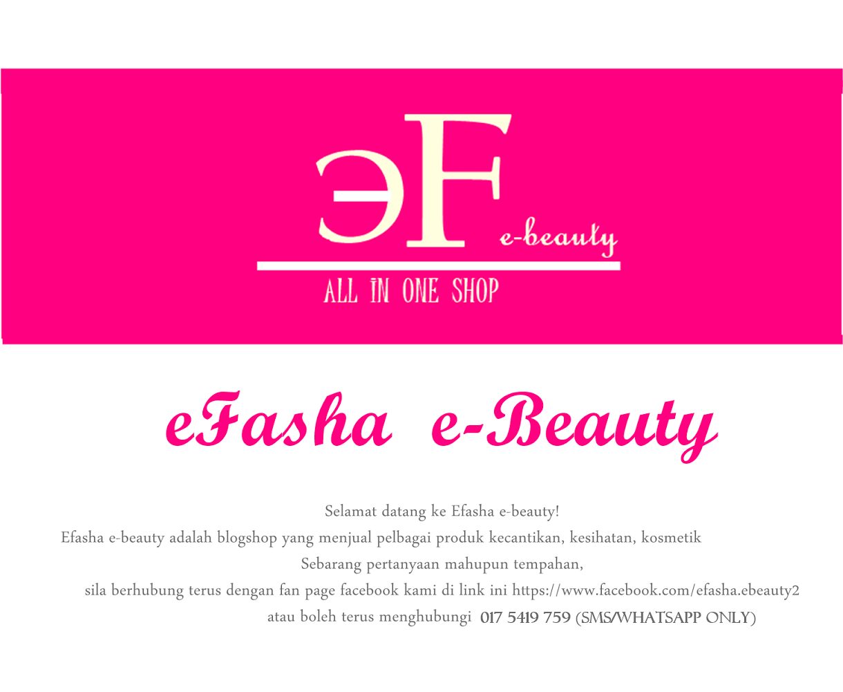 EFASHA E-BEAUTY