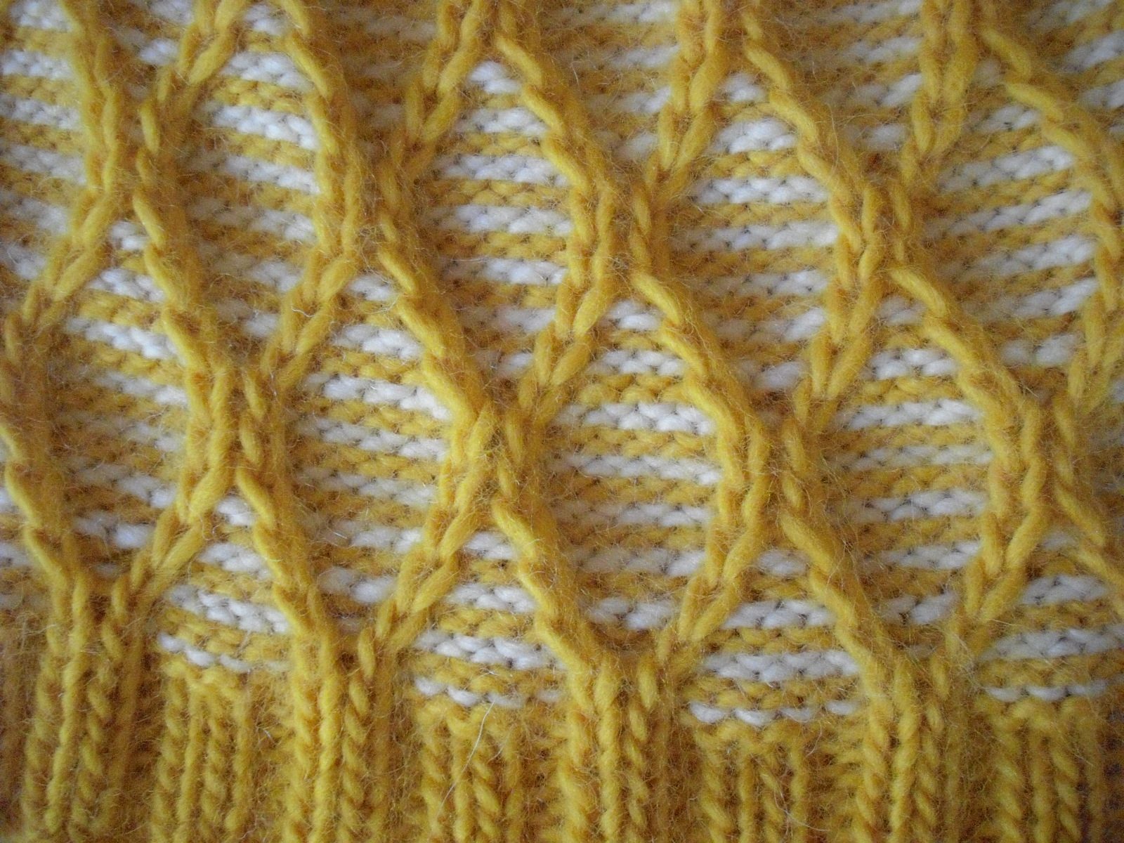 Knitting Cool Stitches : Labor of Love: Finished! My First Sweater Design