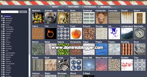 Imagenes y texturas gratuitas para tus diseños en CGtextures