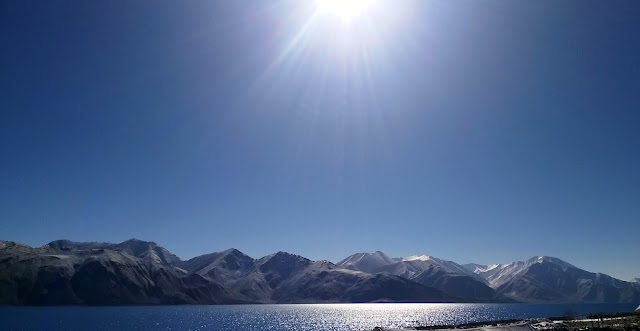 Travel, Leh, Lake Pangong