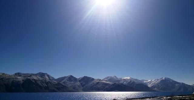 Travel, Leh, Lake Pangong