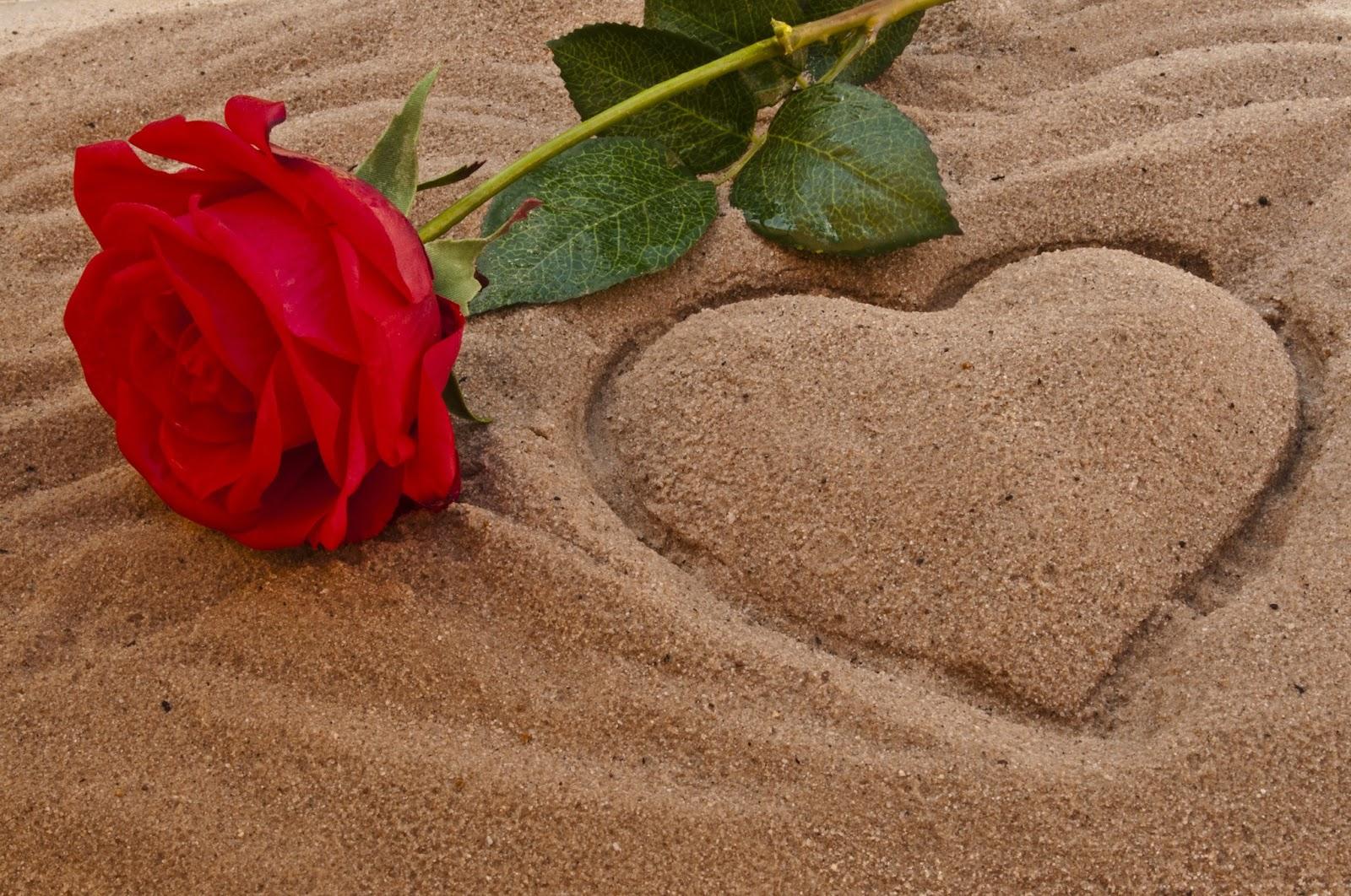 Liebesbilder und Liebessprüche: Herzenbilder - Pure