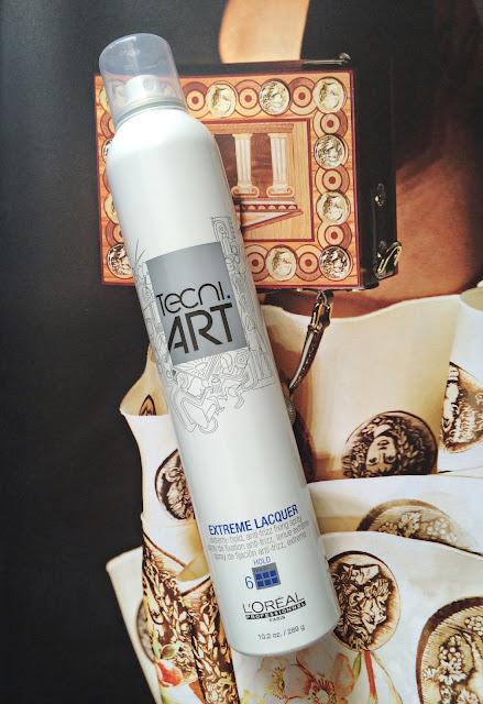 Tecni.ART Extreme LacQuer hair spray