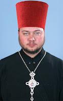 Felicitare pentru părintele Oleg Fistican, blagocinul sectorului Fălești 2.