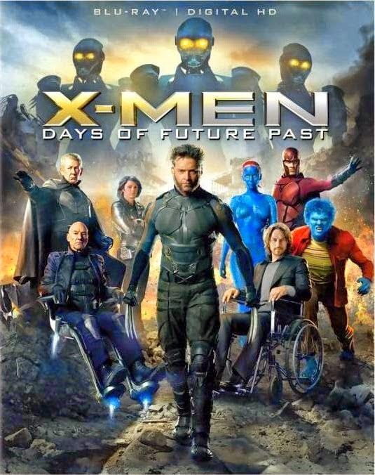 ดู X-Men Days of Future Past  X-เม็น สงครามวันพิฆาตกู้อนาคต