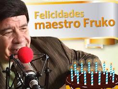 """JULIO ERNESTO ESTRADA """"FRUKO"""""""