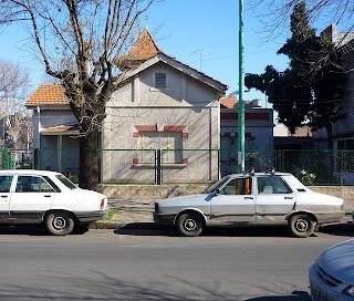 Casa chalé estilo Inglés en Villa Devoto, Buenos Aires